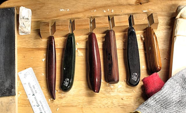 3 Stupid Simple Ways To Store Your Carving Tools Best