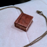 How To: Carving A Necklace Book Pendant