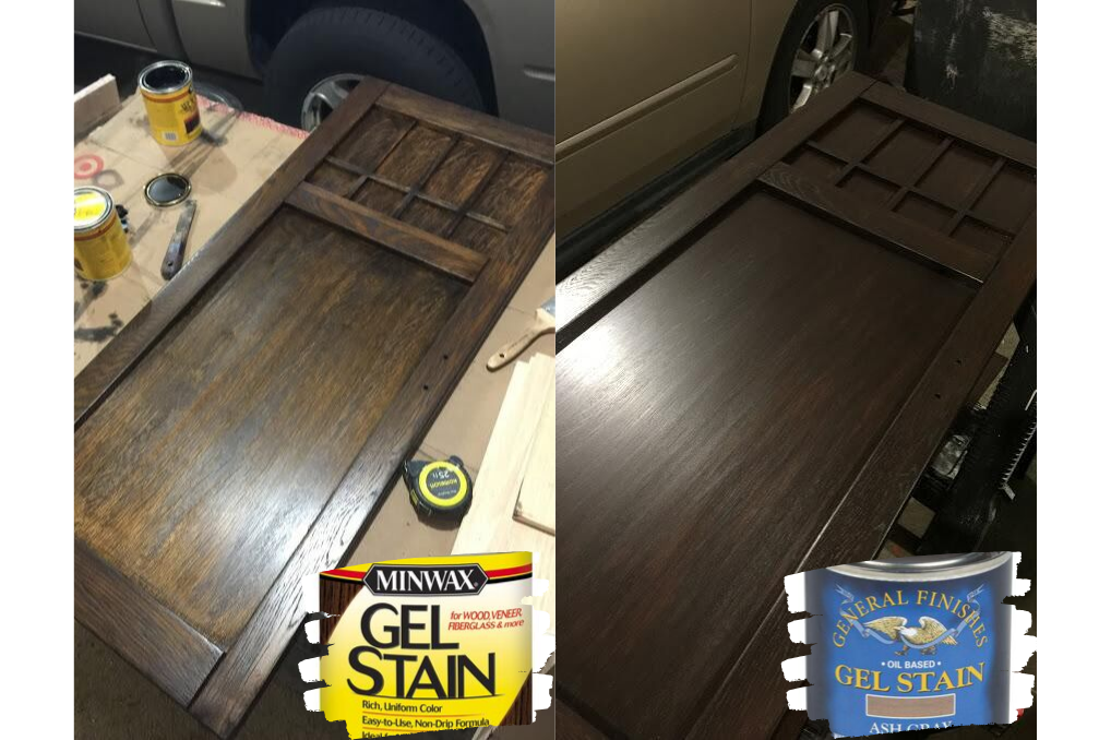 gel stain comparison